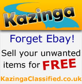 www.KazingaClassifieds.co.uk